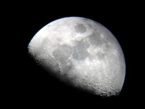 """The moon turns it clockwork dream"""