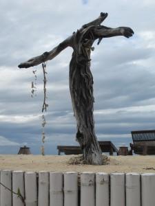 North facing beach at Gili Trawangan