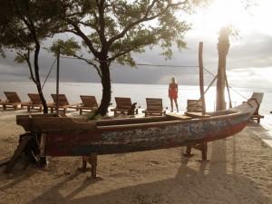 Sunset Beach, Gili Trawangan